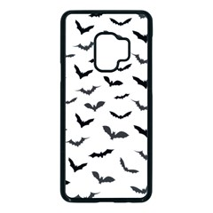 Bats Pattern Samsung Galaxy S9 Seamless Case(black) by Sobalvarro