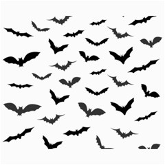 Bats Pattern Canvas 16  X 20  by Sobalvarro