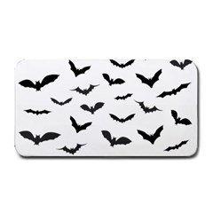 Bats Pattern Medium Bar Mats by Sobalvarro