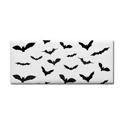 Bats Pattern Hand Towel by Sobalvarro