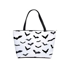Bats Pattern Classic Shoulder Handbag by Sobalvarro