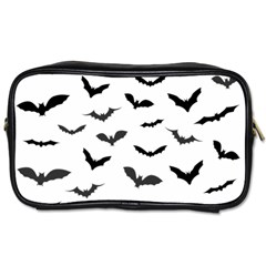Bats Pattern Toiletries Bag (two Sides) by Sobalvarro