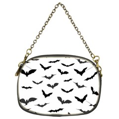 Bats Pattern Chain Purse (two Sides) by Sobalvarro