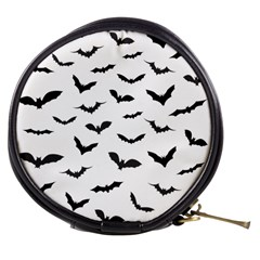 Bats Pattern Mini Makeup Bag by Sobalvarro