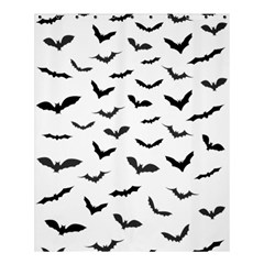 Bats Pattern Shower Curtain 60  X 72  (medium)  by Sobalvarro