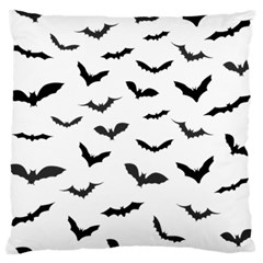 Bats Pattern Large Cushion Case (two Sides) by Sobalvarro