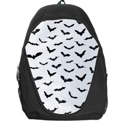 Bats Pattern Backpack Bag by Sobalvarro