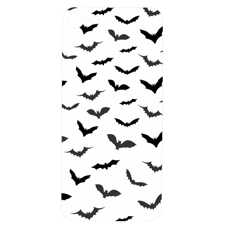 Bats Pattern iPhone 7/8 Soft Bumper UV Case