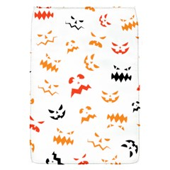 Pumpkin Faces Pattern Removable Flap Cover (s)