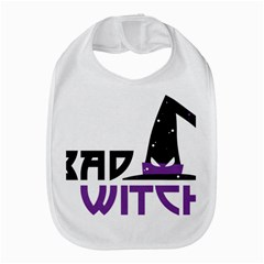Bad Witch Design Bib by Sobalvarro