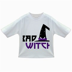 Bad Witch Design Infant/toddler T-shirts by Sobalvarro