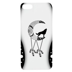 Wonderful Moon With Black Wolf Apple Iphone 7/8 Tpu Uv Case by FantasyWorld7