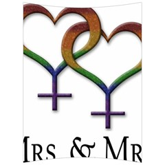 Mrs  And Mrs  Back Support Cushion