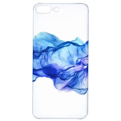 Blue Smoke Iphone 7/8 Plus Soft Bumper Uv Case by goljakoff