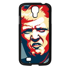 Trump Pop Art Samsung Galaxy S4 I9500/ I9505 Case (black) by goljakoff