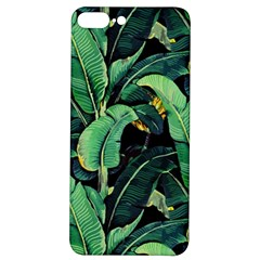 Green Banana Leaves Iphone 7/8 Plus Soft Bumper Uv Case by goljakoff