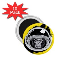 Spacemonkey 1 75  Magnets (10 Pack)