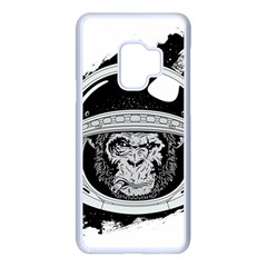 Spacemonkey Samsung Galaxy S9 Seamless Case(white) by goljakoff