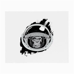 Spacemonkey Small Glasses Cloth by goljakoff