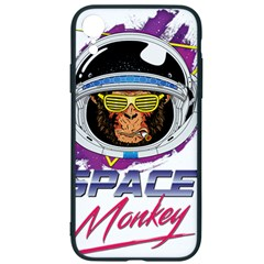 Spacemonkey Iphone Xr Soft Bumper Uv Case by goljakoff