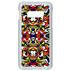 Ab 72 1 Samsung Galaxy S10e Seamless Case (white) by ArtworkByPatrick