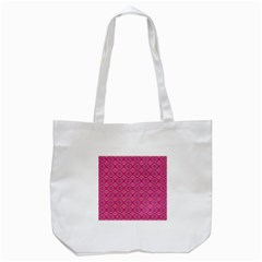 Background Texture Pattern Mandala Tote Bag (white)