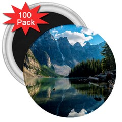 Nature 3  Magnets (100 Pack) by ArtworkByPatrick