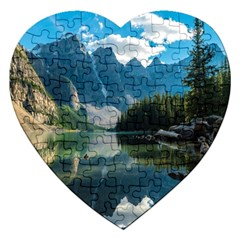 Nature Jigsaw Puzzle (heart) by ArtworkByPatrick