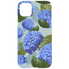 Hydrangea  Iphone 11 Pro Black Uv Print Case by Sobalvarro