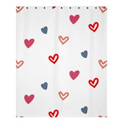 ? Pattern  Shower Curtain 60  X 72  (medium)  by Sobalvarro