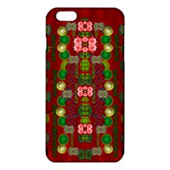 In Time For The Season Of Christmas An Jule Iphone 6 Plus/6s Plus Tpu Case by pepitasart