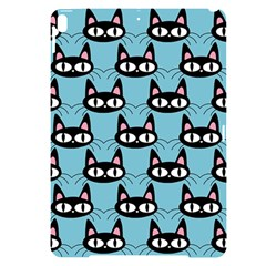 Cute Black Cat Pattern Apple Ipad Pro 10 5   Black Uv Print Case