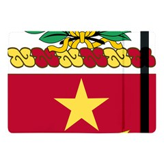 Coat Of Arms Of United States Army 136th Regiment Apple Ipad Pro 10 5   Flip Case