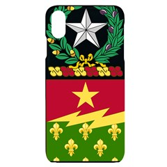 Coat Of Arms Of United States Army 136th Regiment Iphone Xs Max