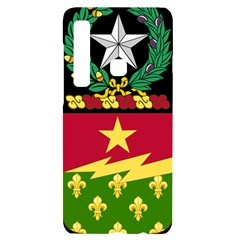Coat Of Arms Of United States Army 136th Regiment Samsung A9 Black Uv Print Case
