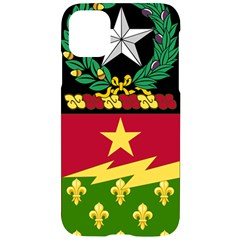Coat Of Arms Of United States Army 136th Regiment Iphone 11 Pro Black Uv Print Case