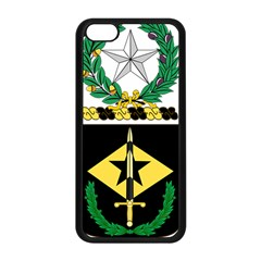 Coat Of Arms Of United States Army 49th Finance Battalion Iphone 5c Seamless Case (black)