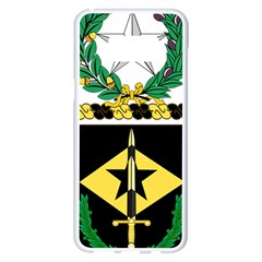 Coat Of Arms Of United States Army 49th Finance Battalion Samsung Galaxy S8 Plus White Seamless Case