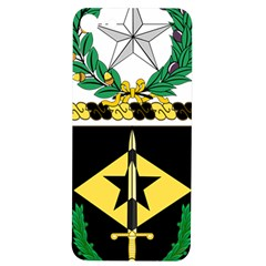 Coat Of Arms Of United States Army 49th Finance Battalion Iphone 7/8 Soft Bumper Uv Case