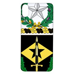 Coat Of Arms Of United States Army 49th Finance Battalion Iphone X/xs Soft Bumper Uv Case