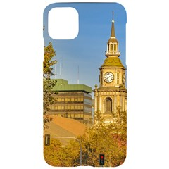 San Francisco De Alameda Church, Santiago De Chile Iphone 11 Pro Max Black Uv Print Case