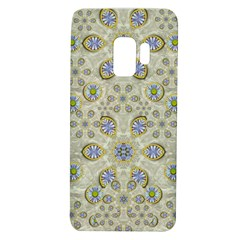 A Gift With Flowers And Bubble Wrap Samsung Galaxy S9 Tpu Uv Case