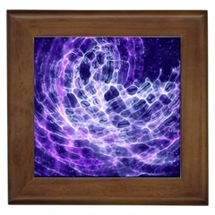 Abstract Space Framed Tile