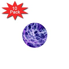 Abstract Space 1  Mini Magnet (10 Pack)