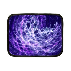 Abstract Space Netbook Case (small)