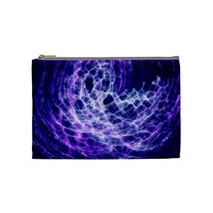 Abstract Space Cosmetic Bag (medium)