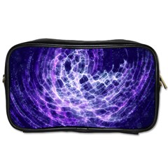 Abstract Space Toiletries Bag (one Side)