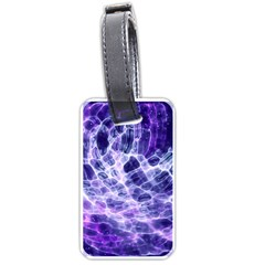 Abstract Space Luggage Tag (one Side)