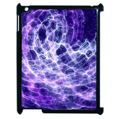 Abstract Space Apple Ipad 2 Case (black)