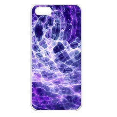Abstract Space Iphone 5 Seamless Case (white)